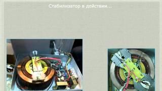 видео Однофазный стабилизатор напряжения RUCELF SDW-10000 D