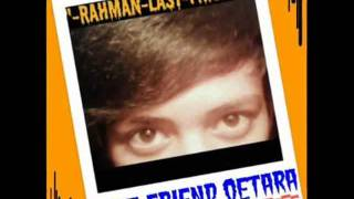 LAST CHILD  - If I Could Fly ( rahmanlastfriends@yahoo.com )