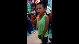 Talentados- Sayang na Sayang- Aegis-Amazing Unknown Boy
