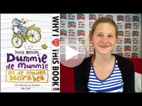 lisanne dummie de mummie en de gouden scarabee