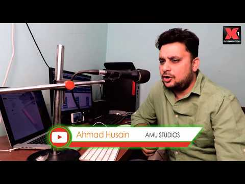 Small Budget Commercial  #Voice Over Artist - Ahmad Husain