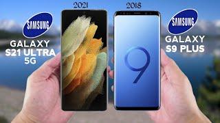 Galaxy S21 Ultra 5g VS Galaxy …