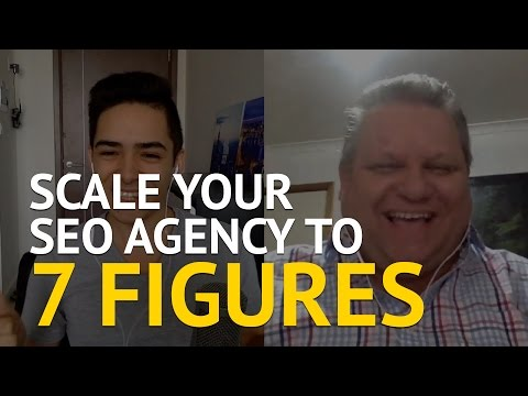 How To Scale Your SEO Agency To 7 Figures with John Logar