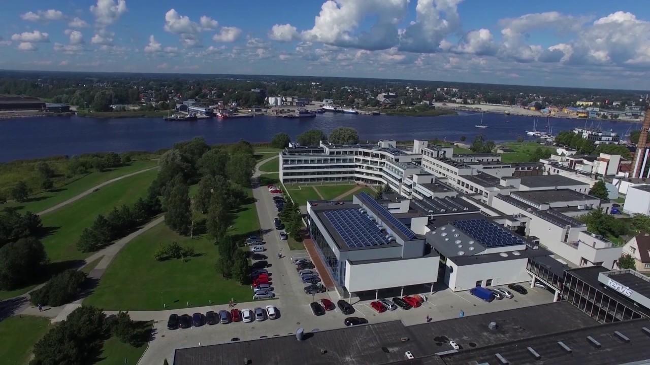d8ba534838e Tervis ravispaahotell linnulennult / Bird's-eye view of the Tervis spa in  Pärnu - YouTube