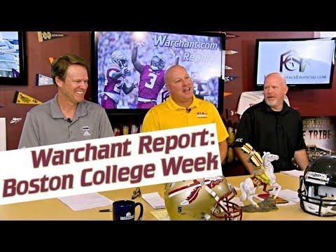 Warchant Report -- FSU Football Analysis And Breakdown Vs. Boston College