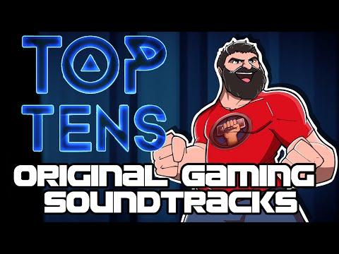 Top Ten Original Gaming Soundtracks | The Completionist