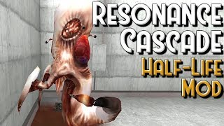 Half Life Resonance Cascade - SCP Containment Breach Mod (v6.2.1)