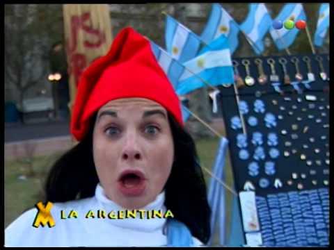La Argentina, programa 20 - Videomatch 1997