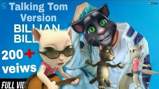 Billian Billian Guri song in Talking Tom Version