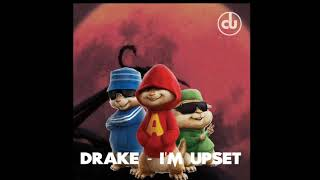 DRAKE - IM UPSET (Chipmunk Cover)