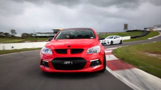 Harrop HSV Gen-F R8 Clubsport -- Release the Supercar Performance