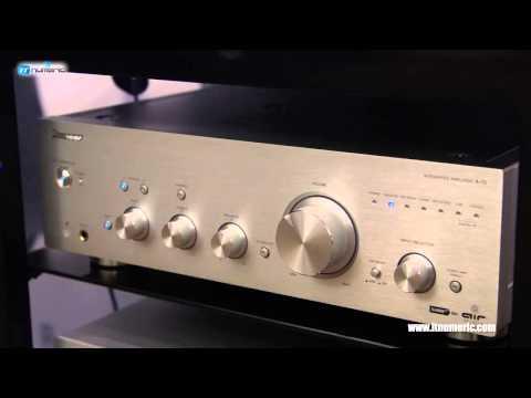 Pioneer ampli A 70 - lecteur audio PD 50 K - Salon HIFI & HOME CINEMA 2013