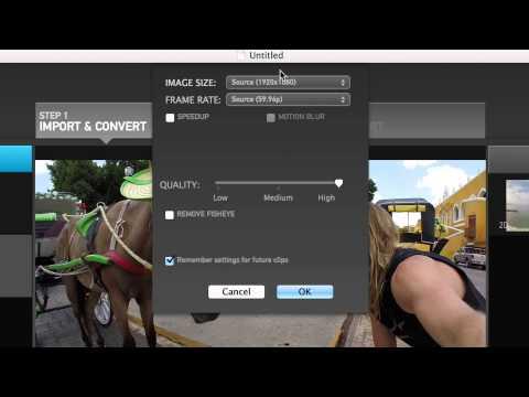 GoPro Studio 2.0 - How To Edit 4:3 / 16:9 Together - GoPro Tip #349