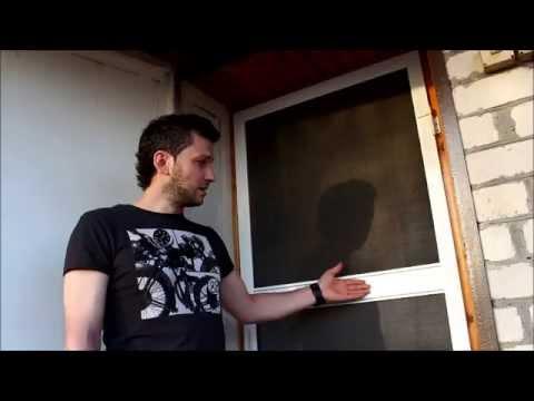 """Москитная дверь - Компания """"Сыновья"""" (г.Самара)"""