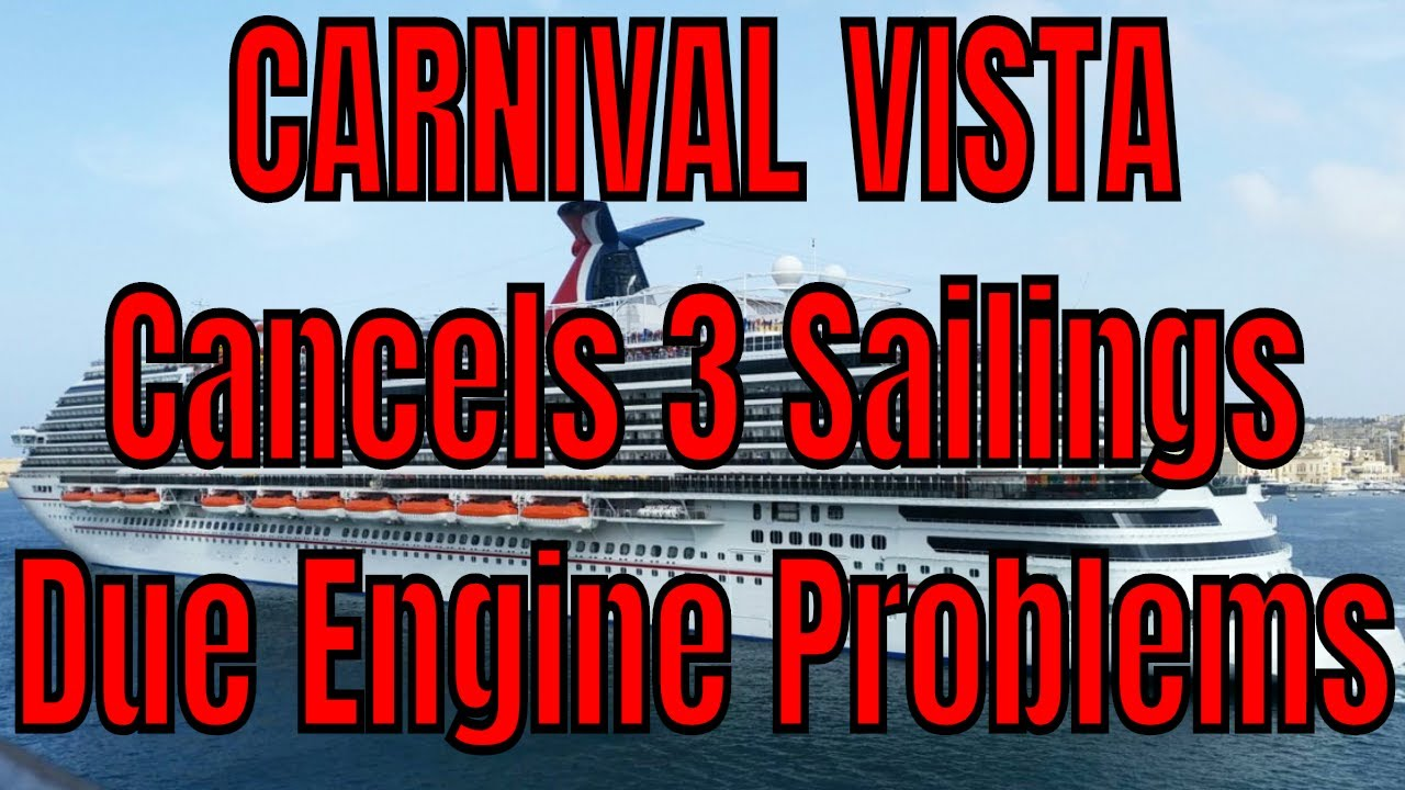 Travel: Carnival Vista to Resume Sailings Ahead of Schedule
