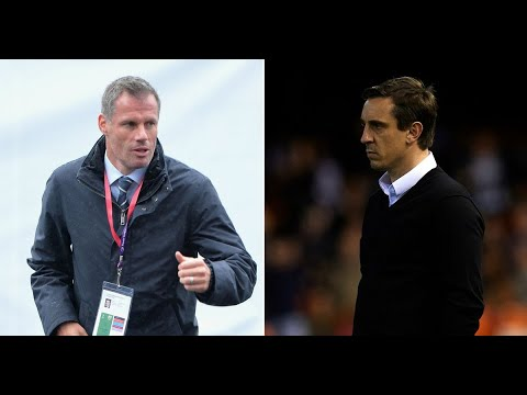 Gary Neville says Jamie Carragher's spitting shame 'shouldn't stop us working together'