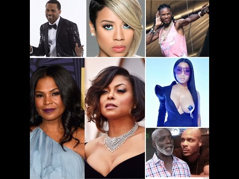 The Wine Up (Ep 17) - NiaLong/TarajiPHenson/KeyshiaCole/NickiMinaj/FettyWap/MikeEpps/RHOA