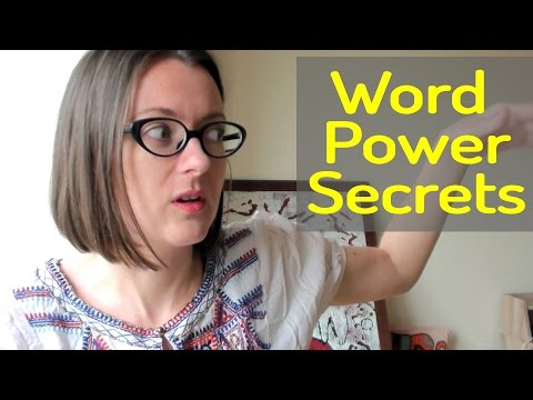 How to Build Willpower and Self-Discipline with Words