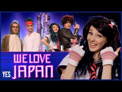 WE LOVE JAPAN !