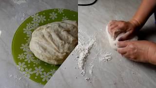 Рецепт универсального дрожжевого теста для пирожков пиццы пончиков