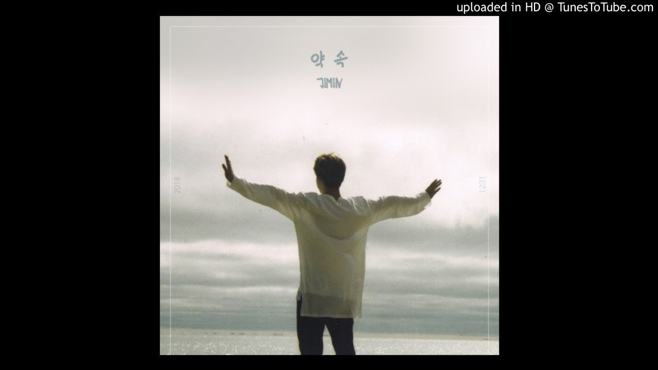 Park Jimin - Promise (약속) [Lyrics + MP3 DL]