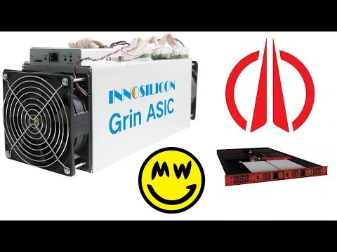 Grin ASIC's On The Way?