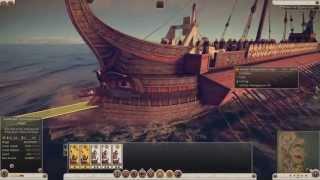 Total War  Rome II İlk İnceleme Videosu
