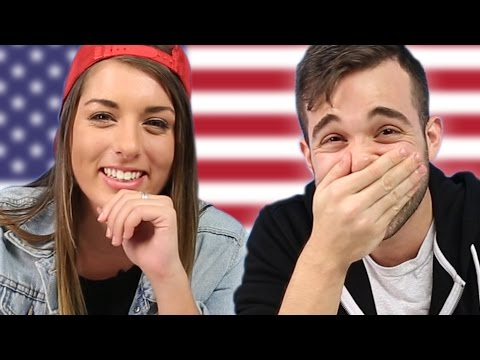 Drunk Australians Answer Basic American Trivia
