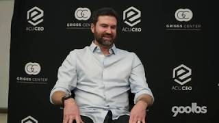 Dallas Texas Interactive Design Agency CEO Steve Deitz (900lbs)  Interview At ACU