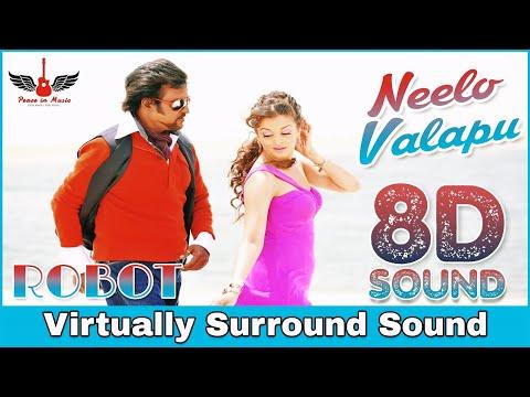 Chords for Neelo Valapu   8D Audio Song   Robot   AR Rahman