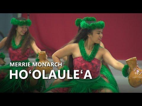 Merrie Monarch Hula Festival Ho