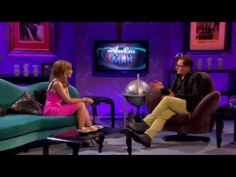 Kylie Minogue on Alan Carr Chatty Man with COOL EXIT