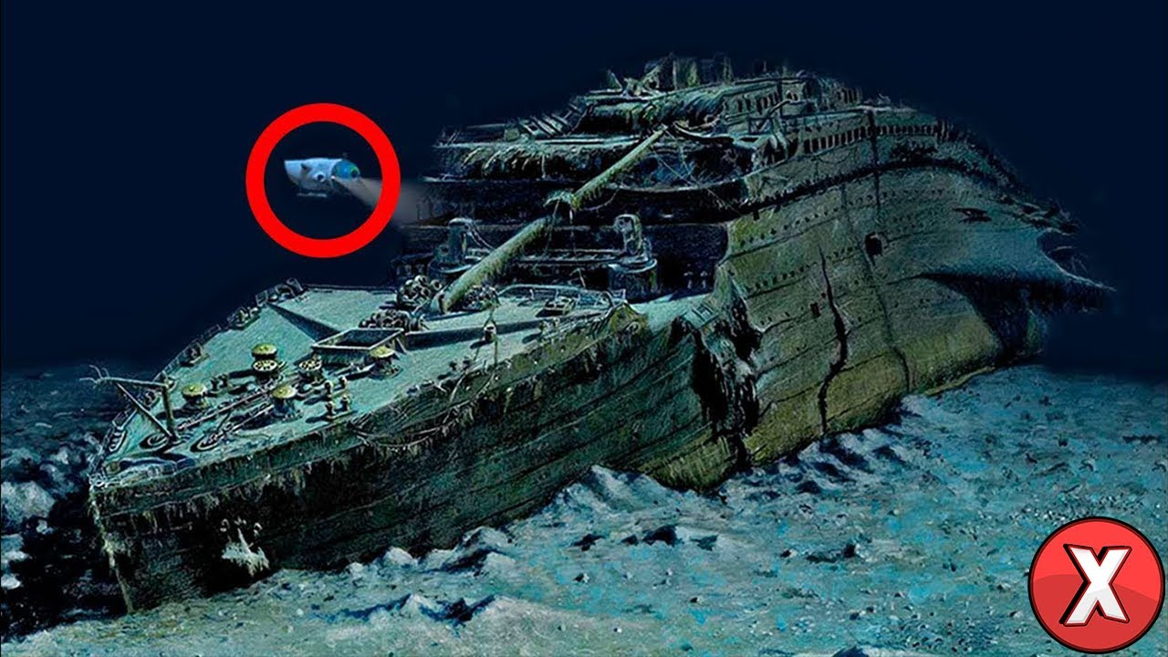 Por que o TITANIC NÃO pode ser REMOVIDO do MAR e OUTROS SEGREDOS