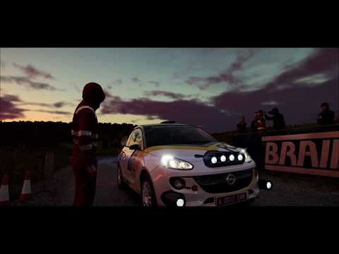 DiRT 4 - Daily Stage - Opel Adam R2 - Wales - 28/09/2017