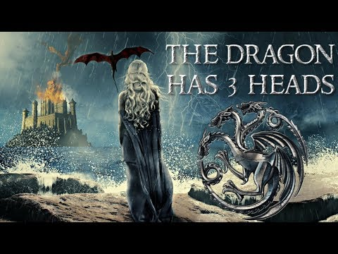 What does The Dragon has 3 Heads Mean? | SOLVED | Game of Thrones
