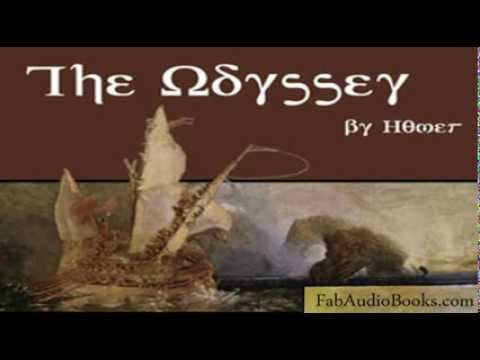 THE ODYSSEY by Homer  complete unabridged audiobook  CLASSIC ANCIENT GREEK POEM sequel to The Iliad