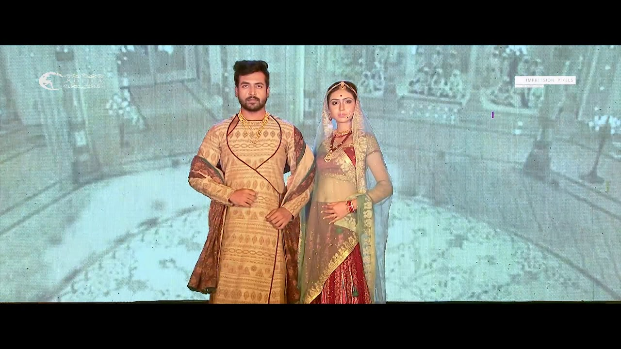 Theme Padmaavat Based Fashion Show by Exotica | Impression Pixels Commercial | Saptami 2018