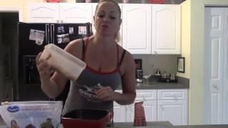Quick Chicken Pecan Cranberry Quinoa & Rice Bowl