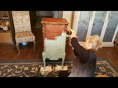 jewelry-armoire-painting-with-diy-paint-in-apothecary!