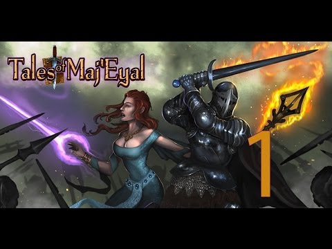 Tales of Maj'Eyal Let's Play- Part 1 (Learning how to play)