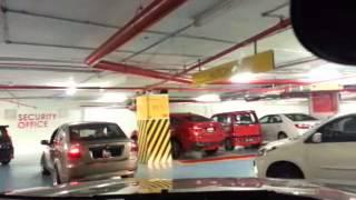 Triton exhaust sound 4x4 malaysia keluar parking