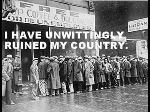 THE FEDERAL RESERVE CAUSED THE GREAT DEPRESSION FINALmp4 - YouTube