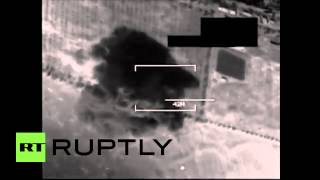 Iraq: US airforce strikes ISIS artillery base