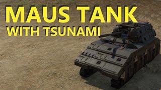 Crossout Letsbuild! WW2 MAUS Tank!