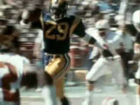 Eric Dickerson - Hall of Fame video