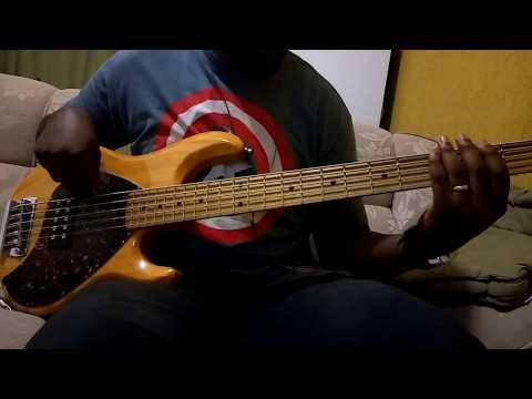 Friend Of God [Bass Cover] - Israel Houghton