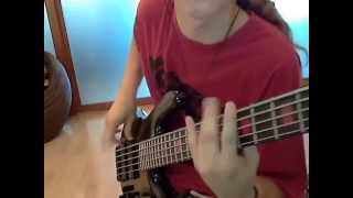 Nile - Papyrus Containing The Spell To Preserve Its Possessor... (Bass Cover by Igor Hornwackler))
