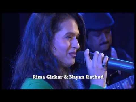 Rima Girkar & Nayan Rathod... Salaam-e-ishq meri j