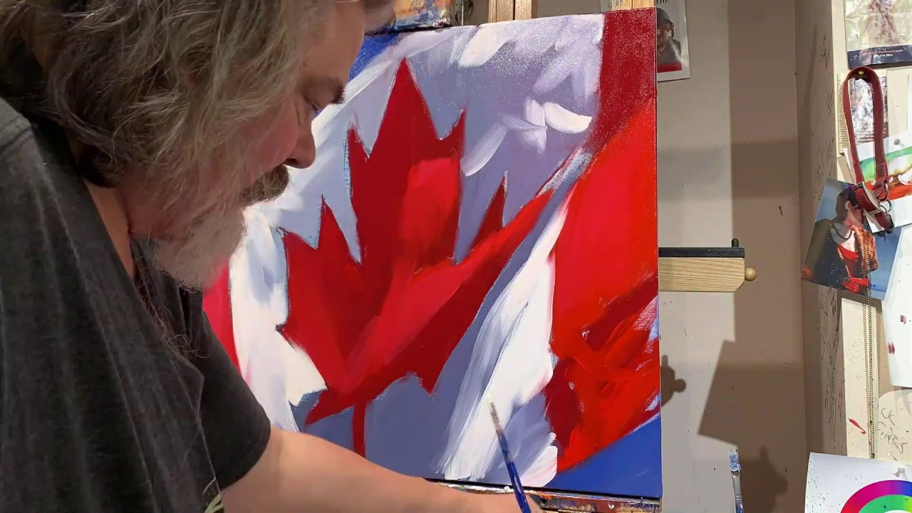 10 Things About Painting With Red & White