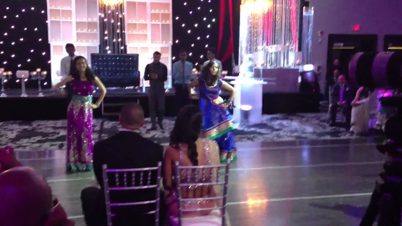 AMAZING Indian Bollywood Wedding Dance